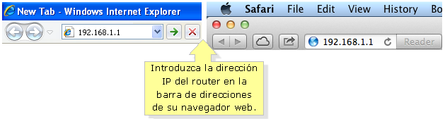 Configurar router linksys