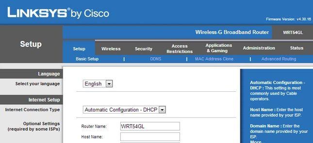 Configurar router como switch 3