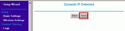 configurar router netgear