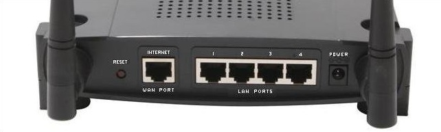 configurar router como switch