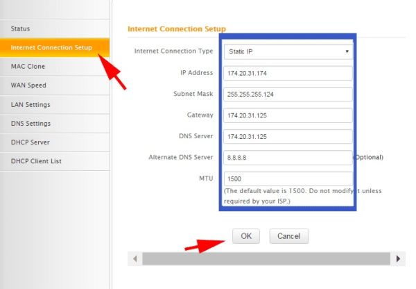 Configurar router tenda