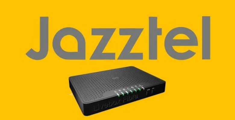 router jazztel
