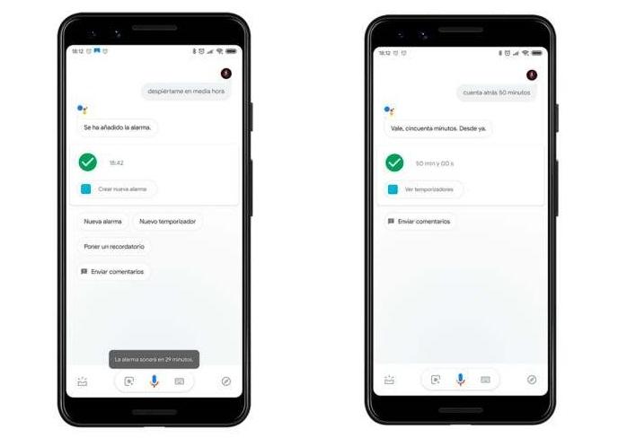 Alarma-Google-Assistant